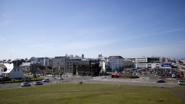 Ciudad de Reikiavik