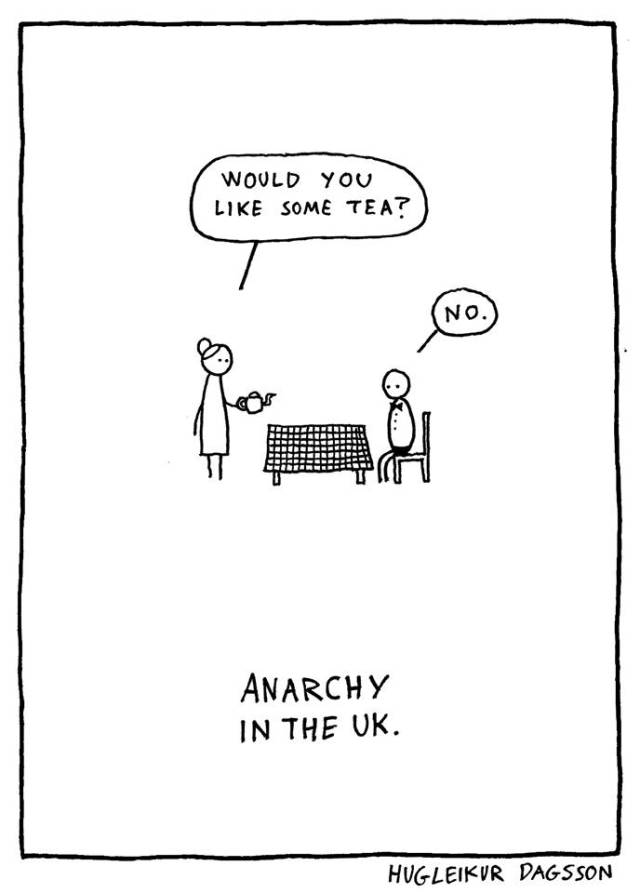 Viñeta de Anarchy in the UK