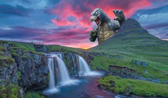 El monstruo del turismo destruye Islandia